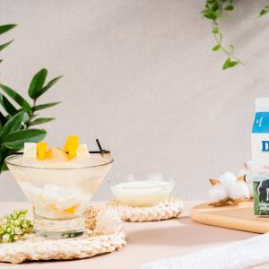 Công thức Khúc bạch sữa chua giải nhiệt cho mùa hè